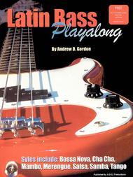 Latin Bass Play-a-Long
