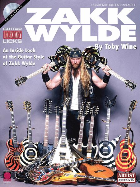 Zakk Wylde - Legendary Licks