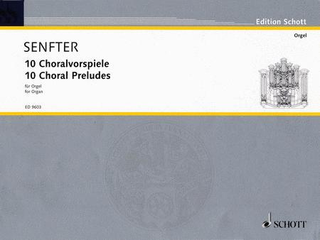 10 Choral Preludes op. 70a-k