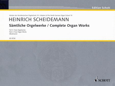 Complete Organ Works Band 3