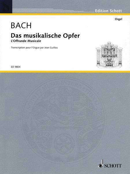 A Musical Offering (Das Musikalische Opfer)