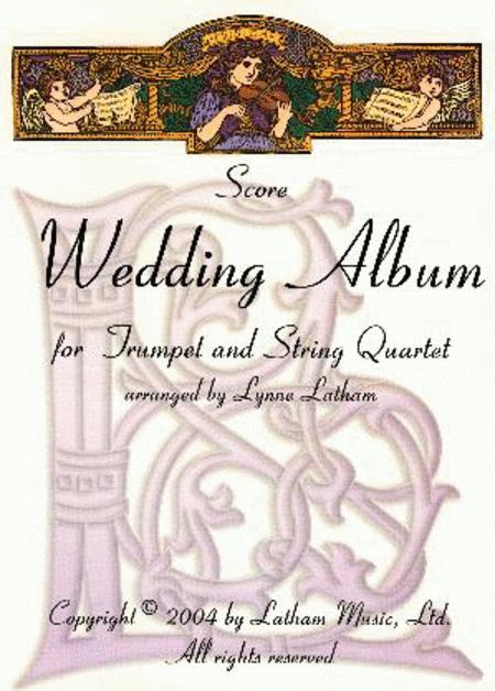 Wedding Album for Trumpet and String Quartet