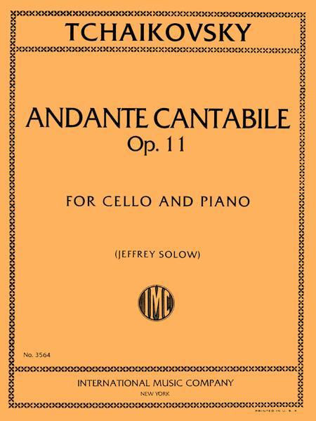 Andante Cantabile, Opus 11