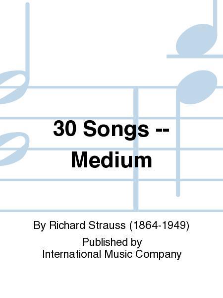 30 Songs -- Medium