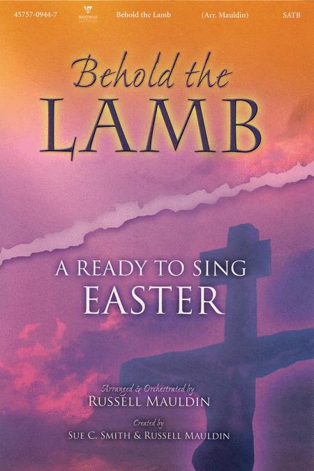Behold The Lamb (Split Track Accompaniment CD)