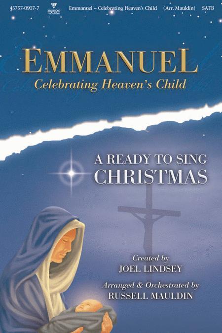 Emmanuel-Celebrating Heaven's Child (CD Preview Pack)