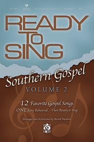 Ready To Sing Southern Gospel, Volume 2 (CD Preview Pack)