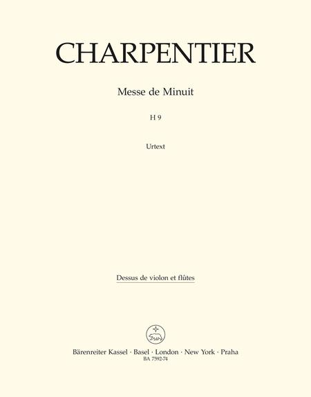Messe de Minuit pour Noel H 9