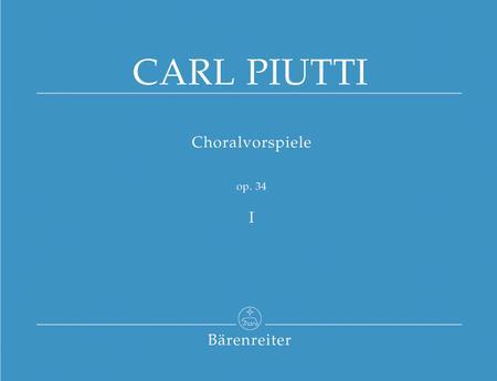 Choralvorspiele, Band 1, Op. 34, 1-67