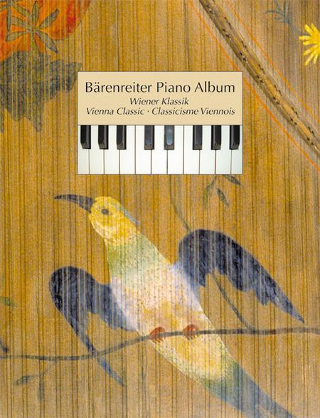 Barenreiter Piano Album. Vienna Classic