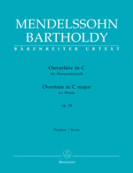 Ouverture C major op. 24