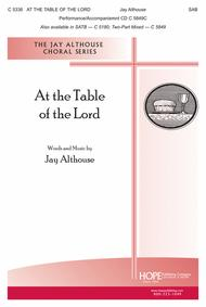 At The Table Of The Lord