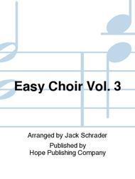 Easy Choir, Vol. 3