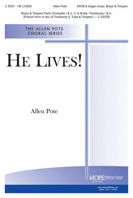He Lives!