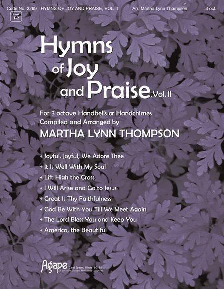 Hymns of Joy and Praise, Vol 2
