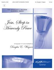Jesu, Sleep in Heavenly Peace