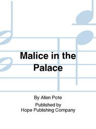Malice In The Palace (The Story Of Esther)