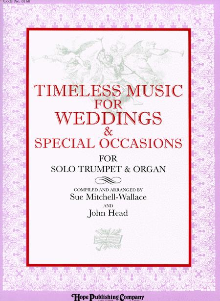 Timeless Music for Weddings and Special Occasions