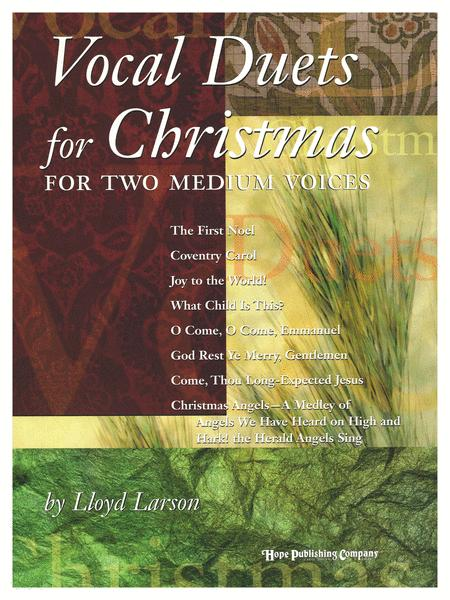 Vocal Duets for Christmas (2 Medium Voices)