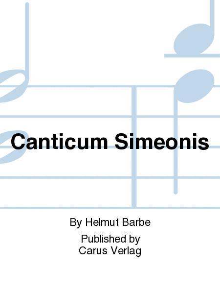 Canticum Simeonis (Der Lobgesang des Simeon)