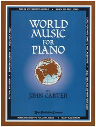 World Music For Piano