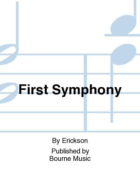 First Symphony