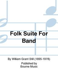 Folk Suite For Band