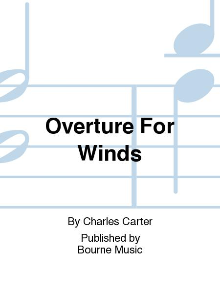Overture For Winds