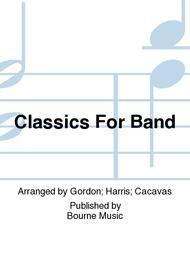 Classics For Band