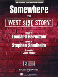 Somewhere From West Side Story Full Score