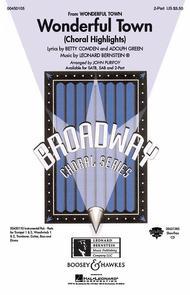 Wonderful Town (Choral Highlights)