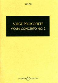 Violin Concerto No. 2 G Minor