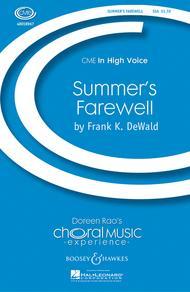 Summer's Farewell