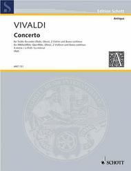Concerto A minor RV 108/PV 77