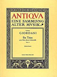 6 Trios op. 12