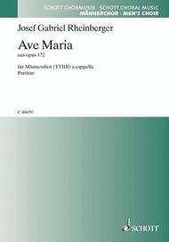 Ave Maria op. 172