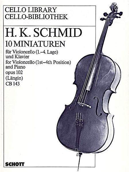 Ten Miniatures op. 102
