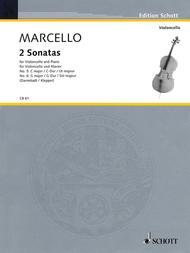 2 Sonatas: No. 5 in G Major and No. 6 in C Major