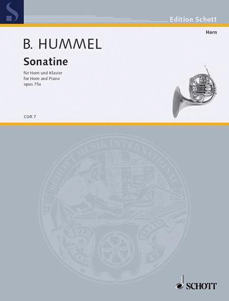 Sonatina Op. 75A