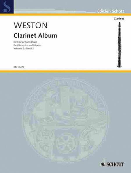 Clarinet Album Vol. 2