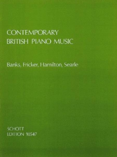 Contemporary British Piano Music