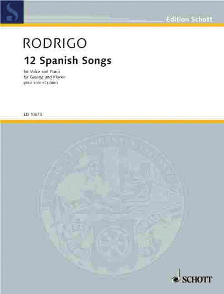 12 Spanish Songs
