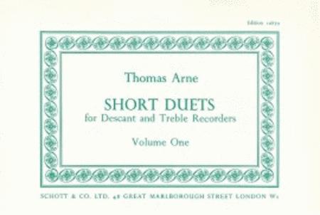 Short Duets Vol. 1