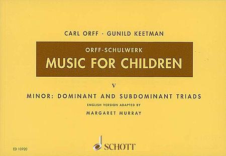 Music for Children Volume 5