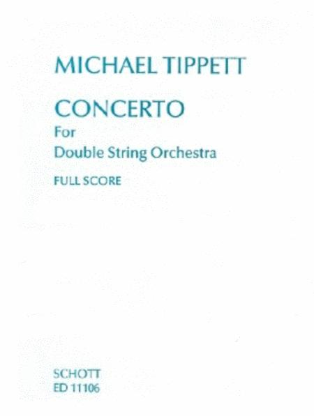 Concerto for Double String Orchestra