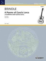 4 Poems of Garcia Lorca