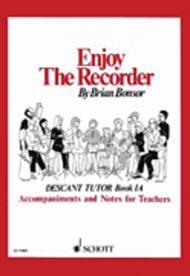 Enjoy the Recorder Vol. 1a