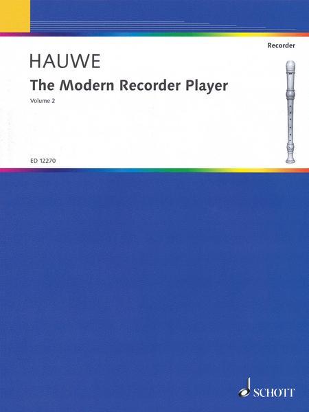 The Modern Recorder Player Vol. 2