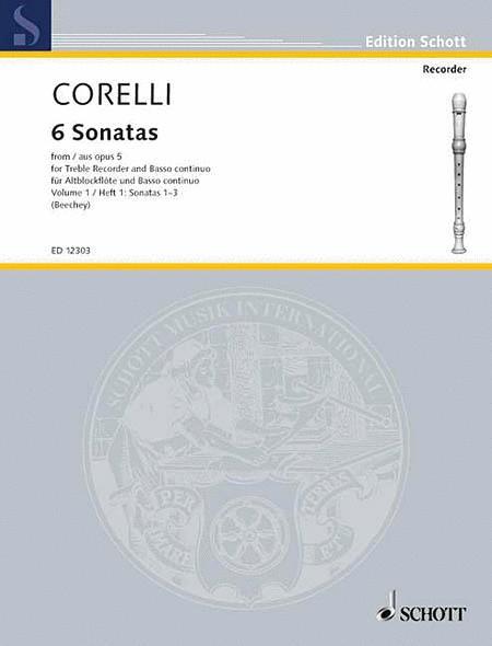 6 Sonatas Vol. 1