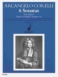 6 Sonatas Vol. 2